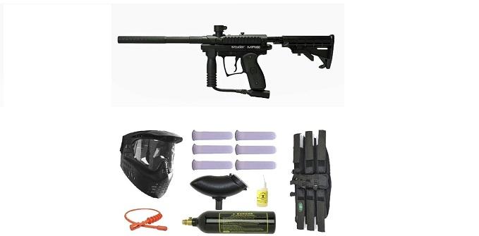Tippmann Gryphon: The Perfect Gun For Beginners