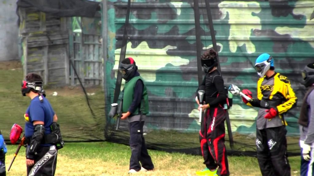 paintball absolute range
