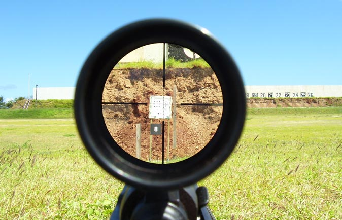 scopes and sight